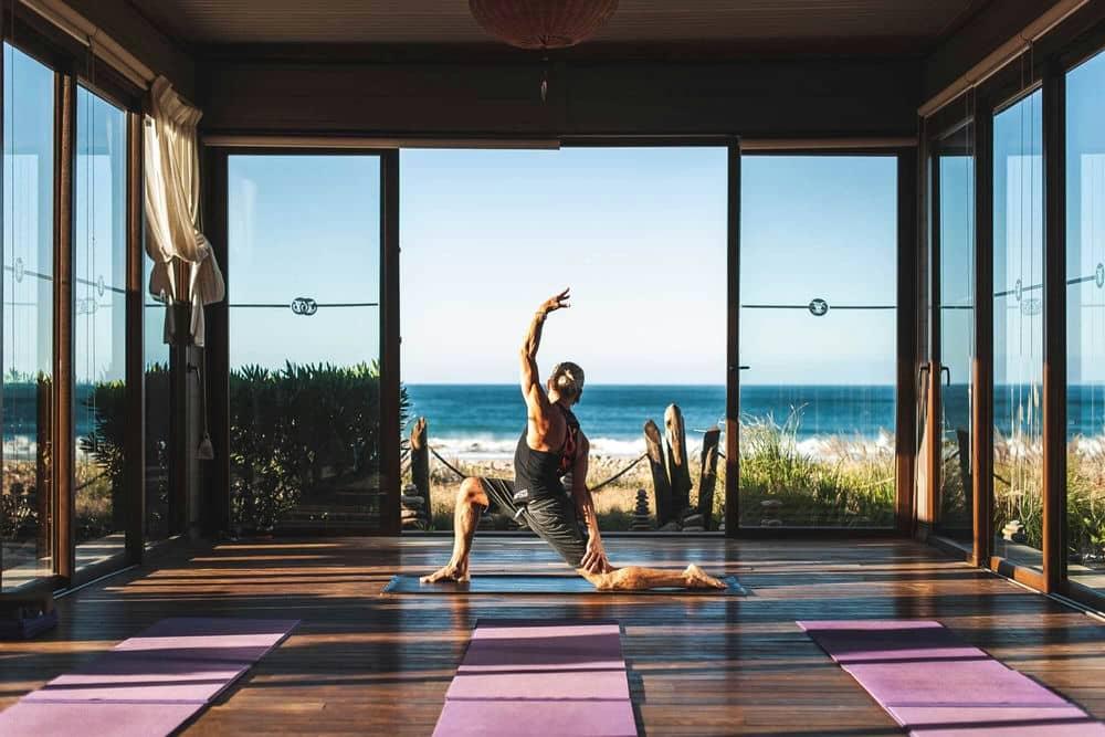paradis plage resort agadir maroc  surf maroc  sejour yoga